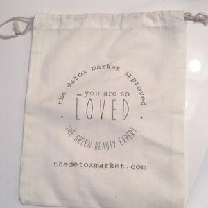 Handbags - Detox Market Makeup bag